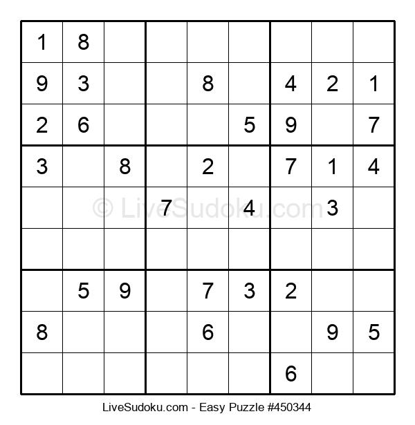 Beginners Puzzle #450344