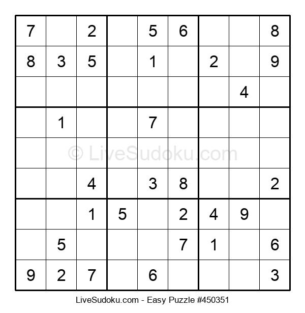Beginners Puzzle #450351