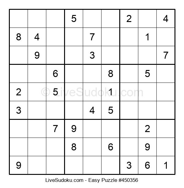 Beginners Puzzle #450356