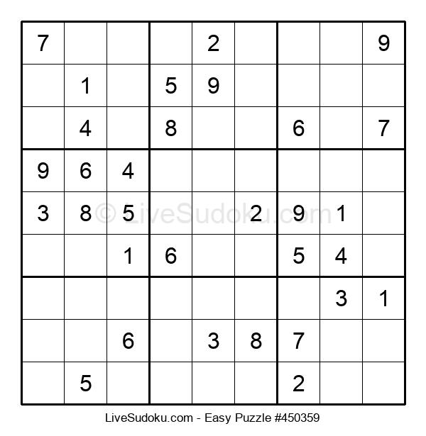 Beginners Puzzle #450359
