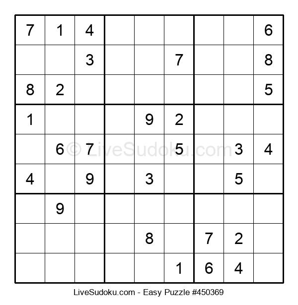 Beginners Puzzle #450369