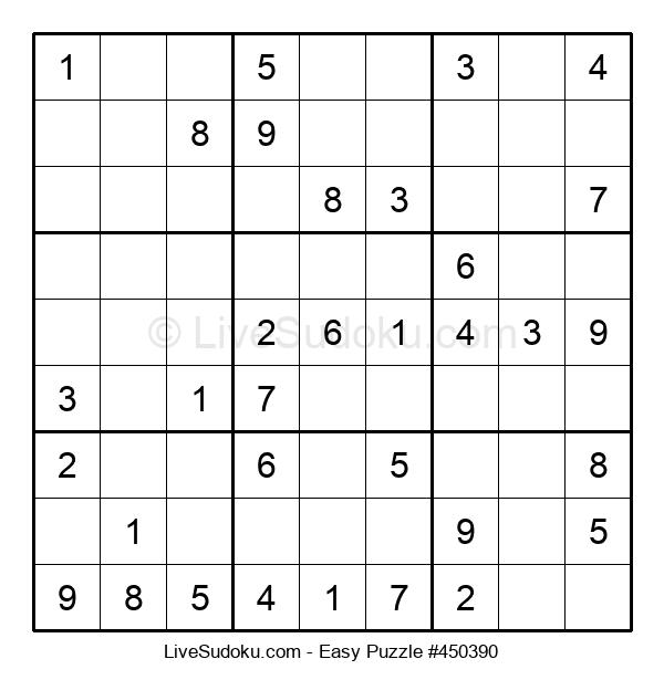 Beginners Puzzle #450390
