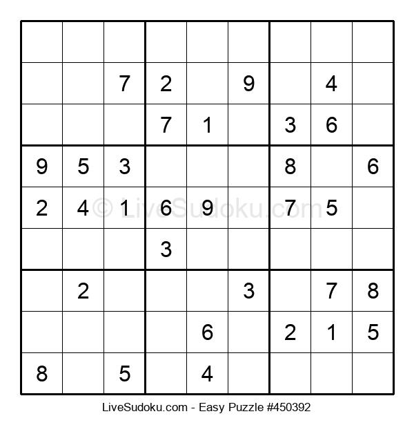 Beginners Puzzle #450392