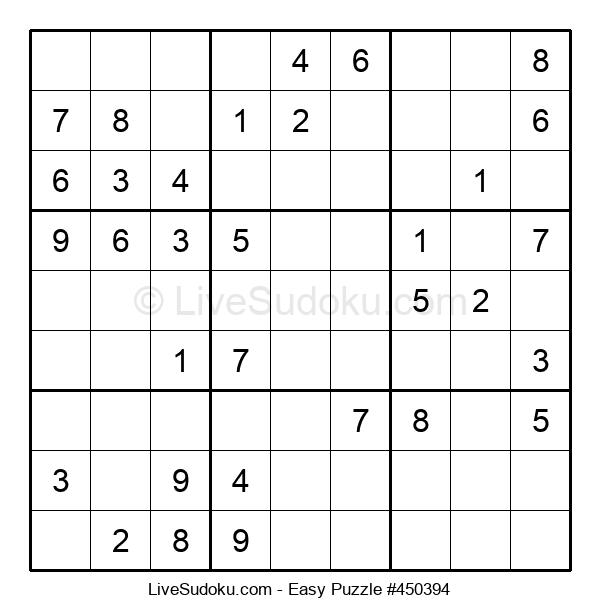 Beginners Puzzle #450394