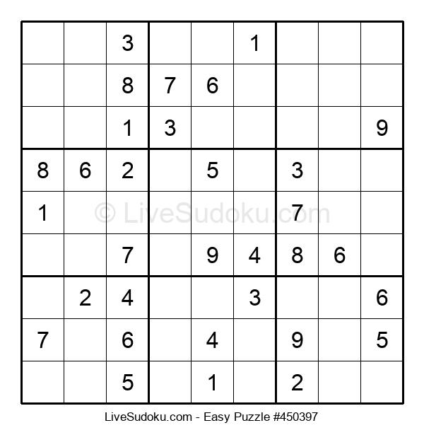 Beginners Puzzle #450397