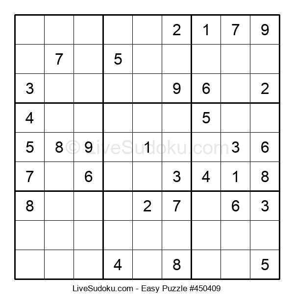 Beginners Puzzle #450409