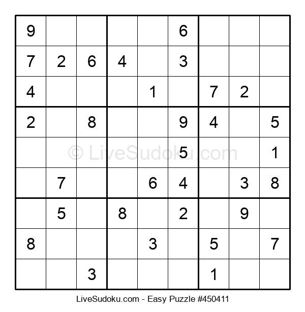 Beginners Puzzle #450411