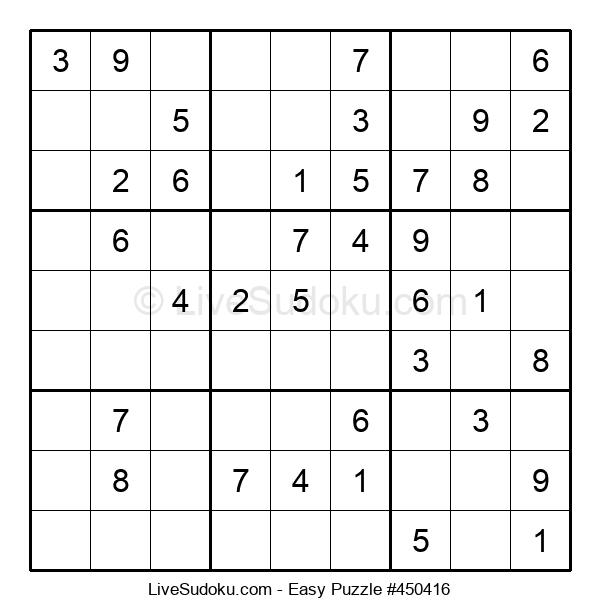Beginners Puzzle #450416