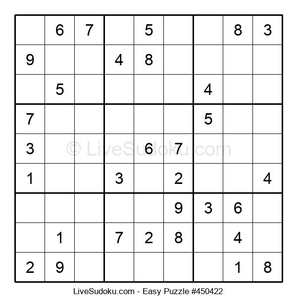 Beginners Puzzle #450422