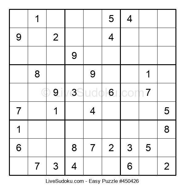 Beginners Puzzle #450426