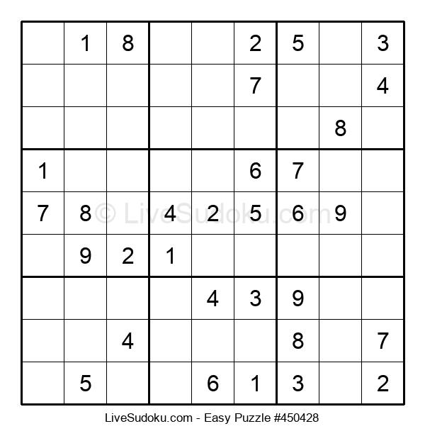 Beginners Puzzle #450428