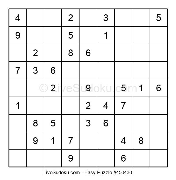 Beginners Puzzle #450430