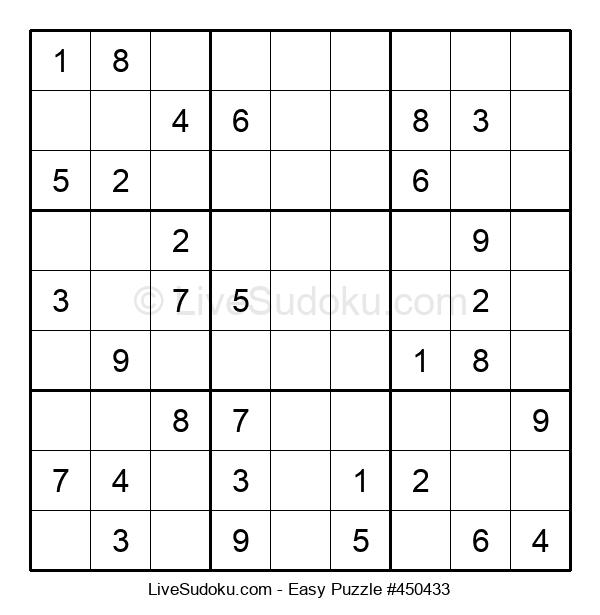 Beginners Puzzle #450433