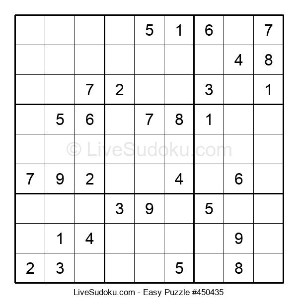 Beginners Puzzle #450435