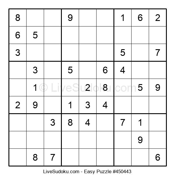 Beginners Puzzle #450443