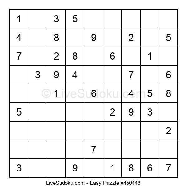 Beginners Puzzle #450448
