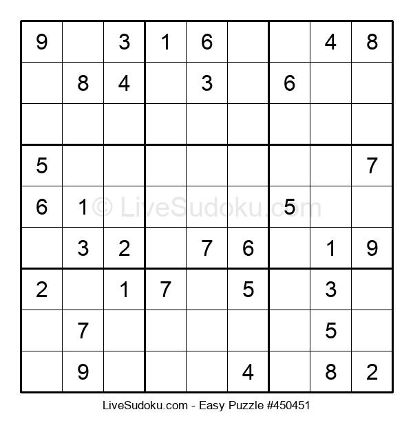 Beginners Puzzle #450451
