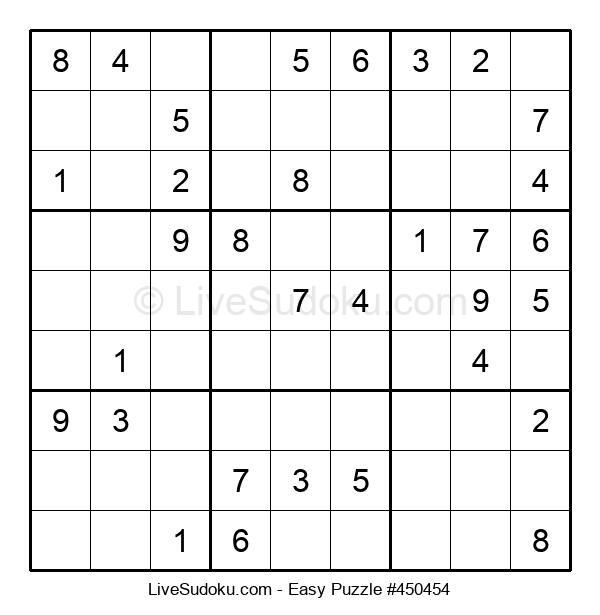 Beginners Puzzle #450454