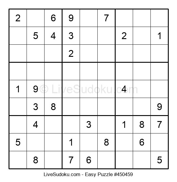 Beginners Puzzle #450459