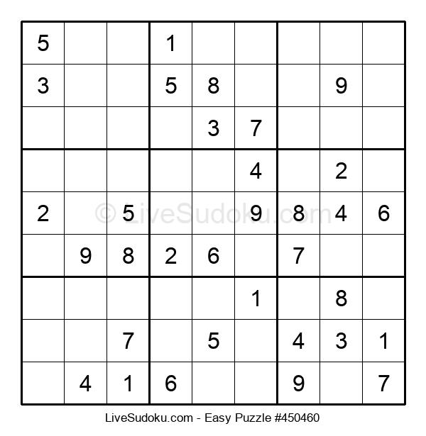 Beginners Puzzle #450460