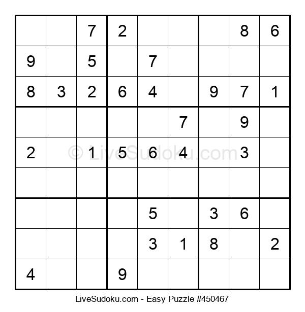 Beginners Puzzle #450467