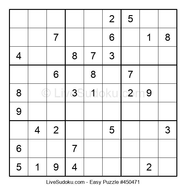 Beginners Puzzle #450471