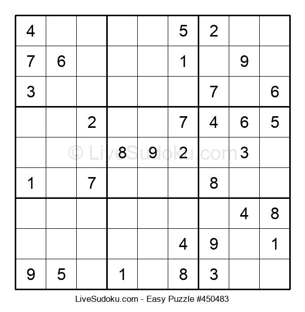 Beginners Puzzle #450483