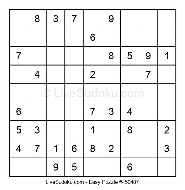 Beginners Puzzle #450487