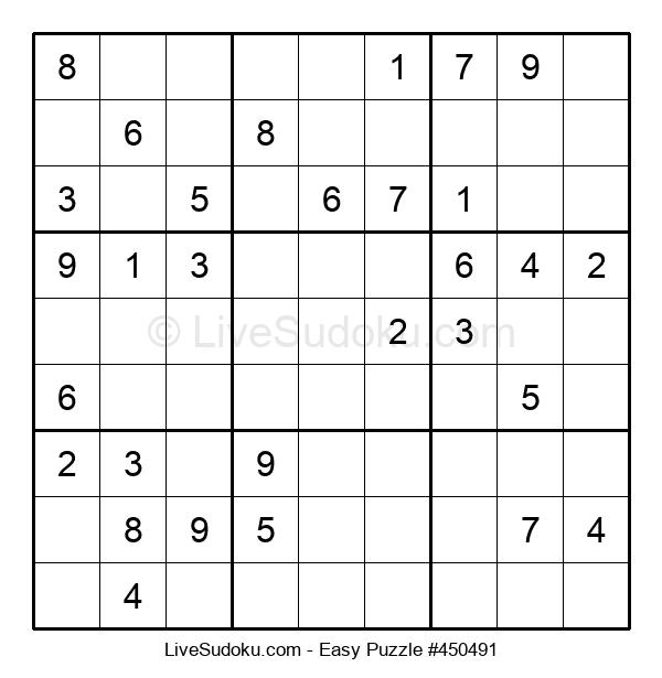 Beginners Puzzle #450491