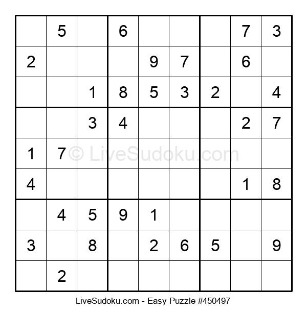 Beginners Puzzle #450497