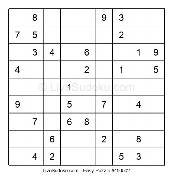 Beginners Puzzle #450502