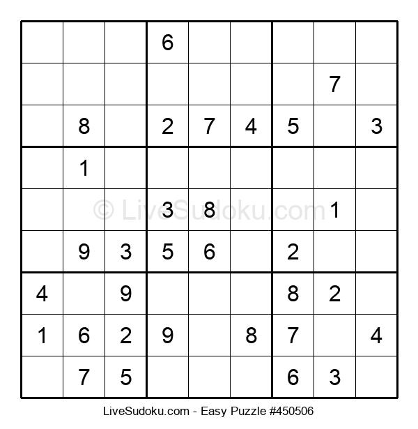 Beginners Puzzle #450506