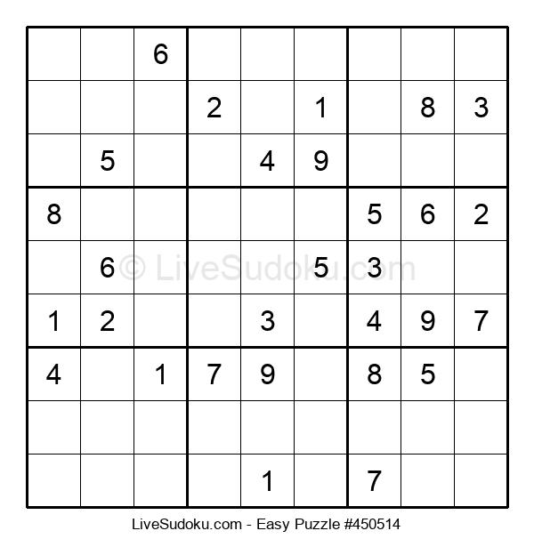 Beginners Puzzle #450514