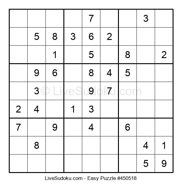 Beginners Puzzle #450518