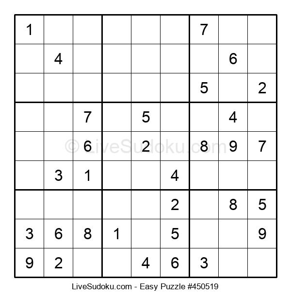 Beginners Puzzle #450519