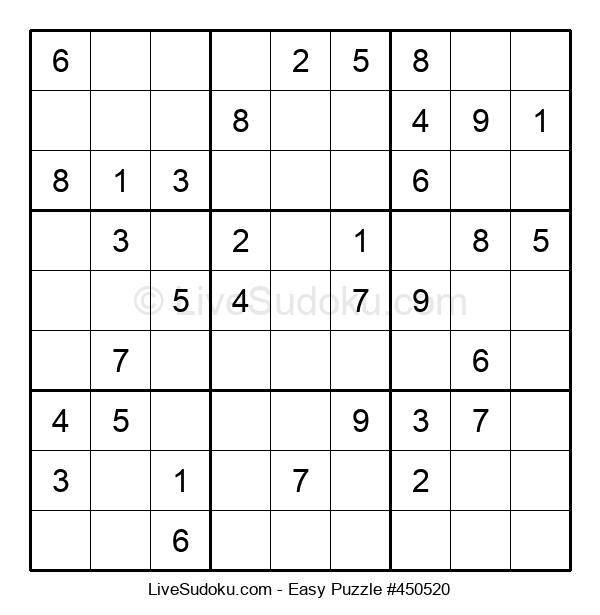 Beginners Puzzle #450520