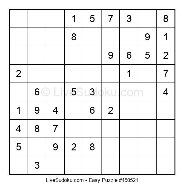 Beginners Puzzle #450521