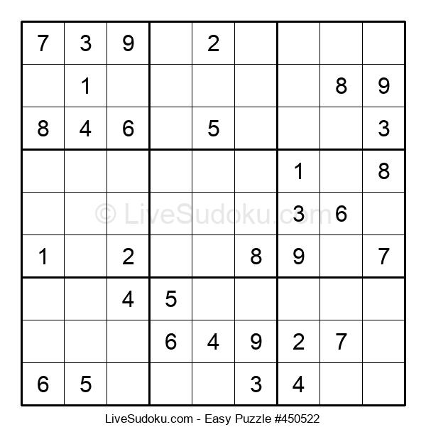 Beginners Puzzle #450522
