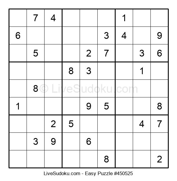 Beginners Puzzle #450525