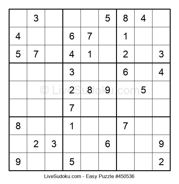 Beginners Puzzle #450536
