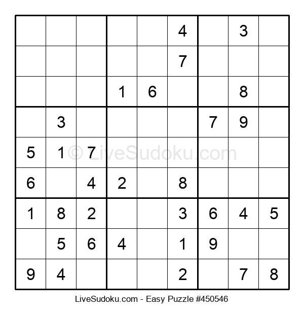 Beginners Puzzle #450546