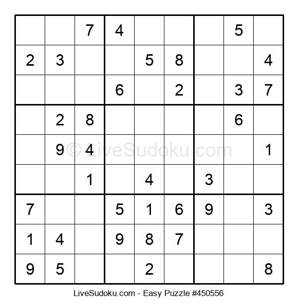 Beginners Puzzle #450556