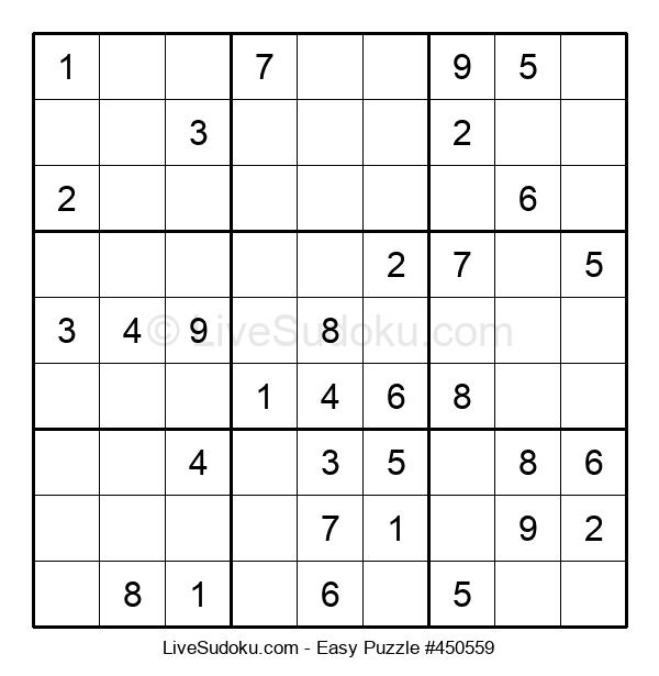 Beginners Puzzle #450559