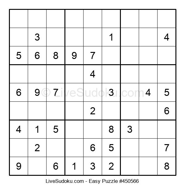Beginners Puzzle #450566