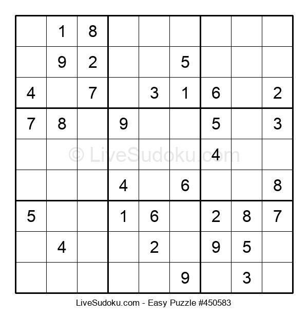 Beginners Puzzle #450583