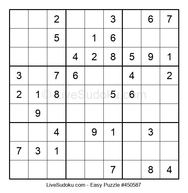 Beginners Puzzle #450587