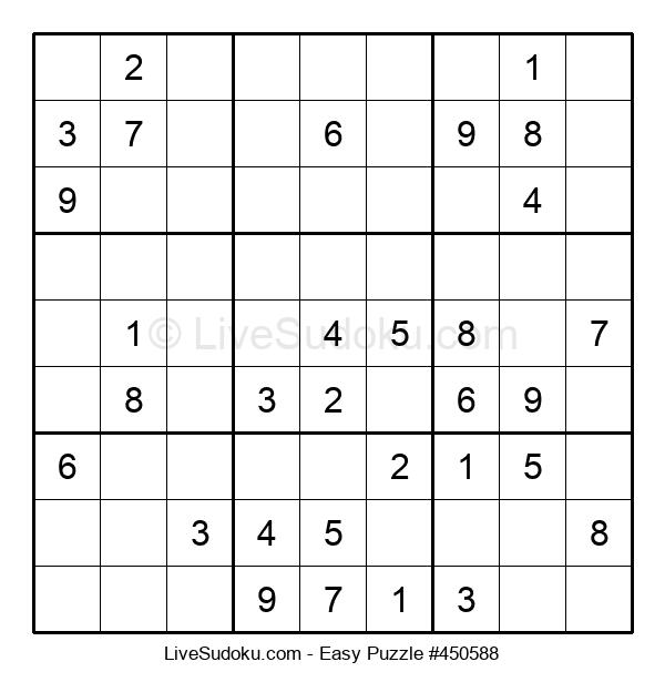 Beginners Puzzle #450588