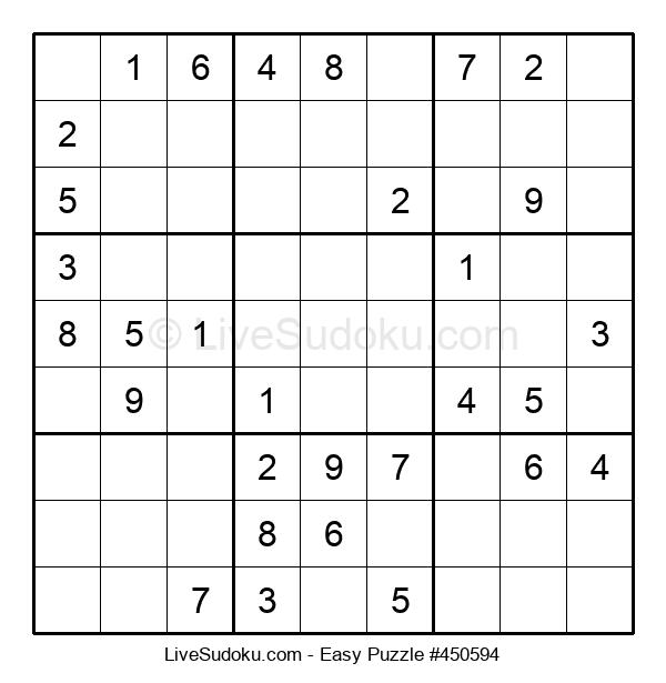 Beginners Puzzle #450594