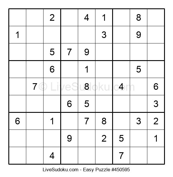 Beginners Puzzle #450595