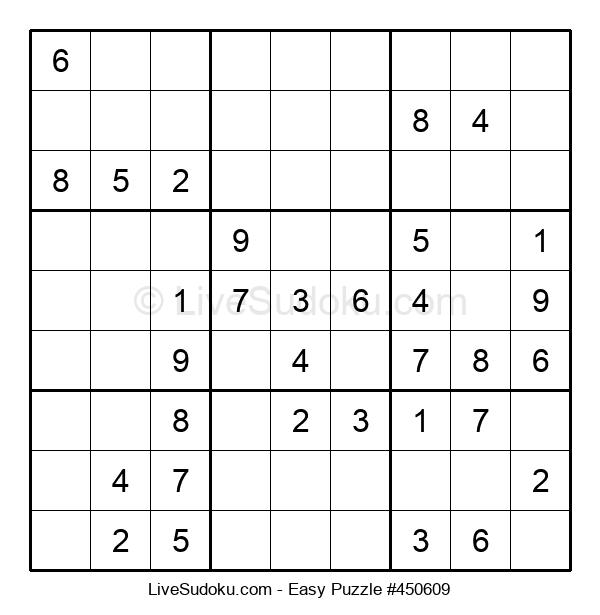 Beginners Puzzle #450609